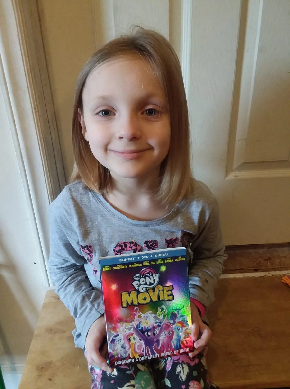 Kids Love My Little Pony The Movie
