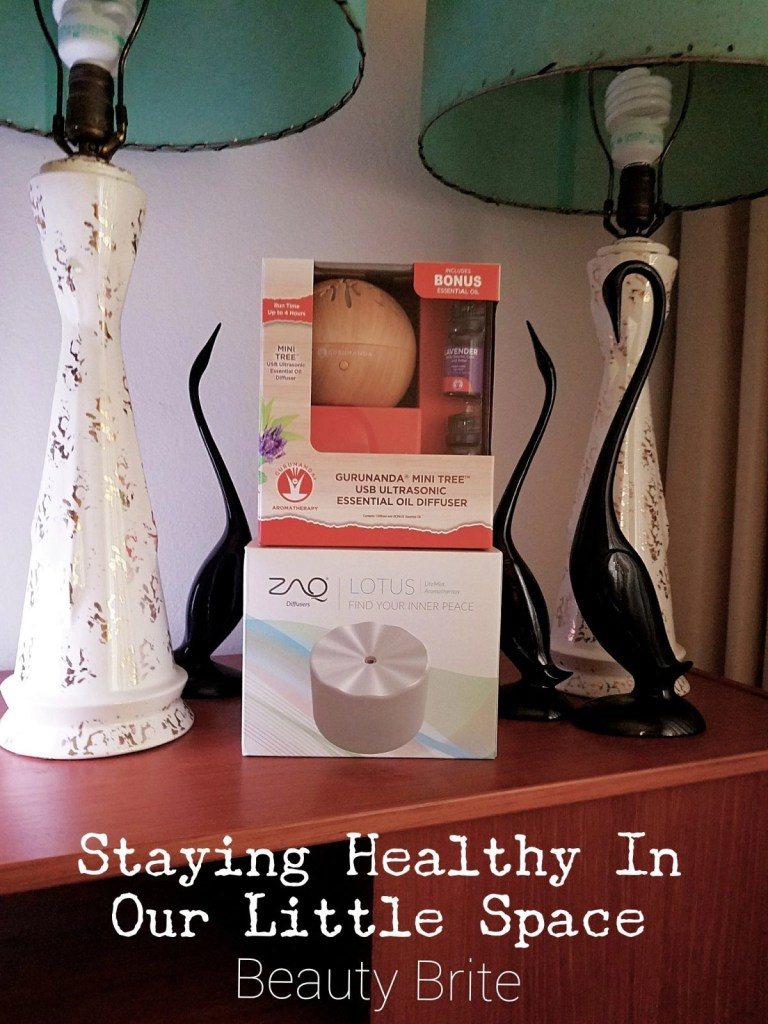 Staying Healthy In Our Little Space