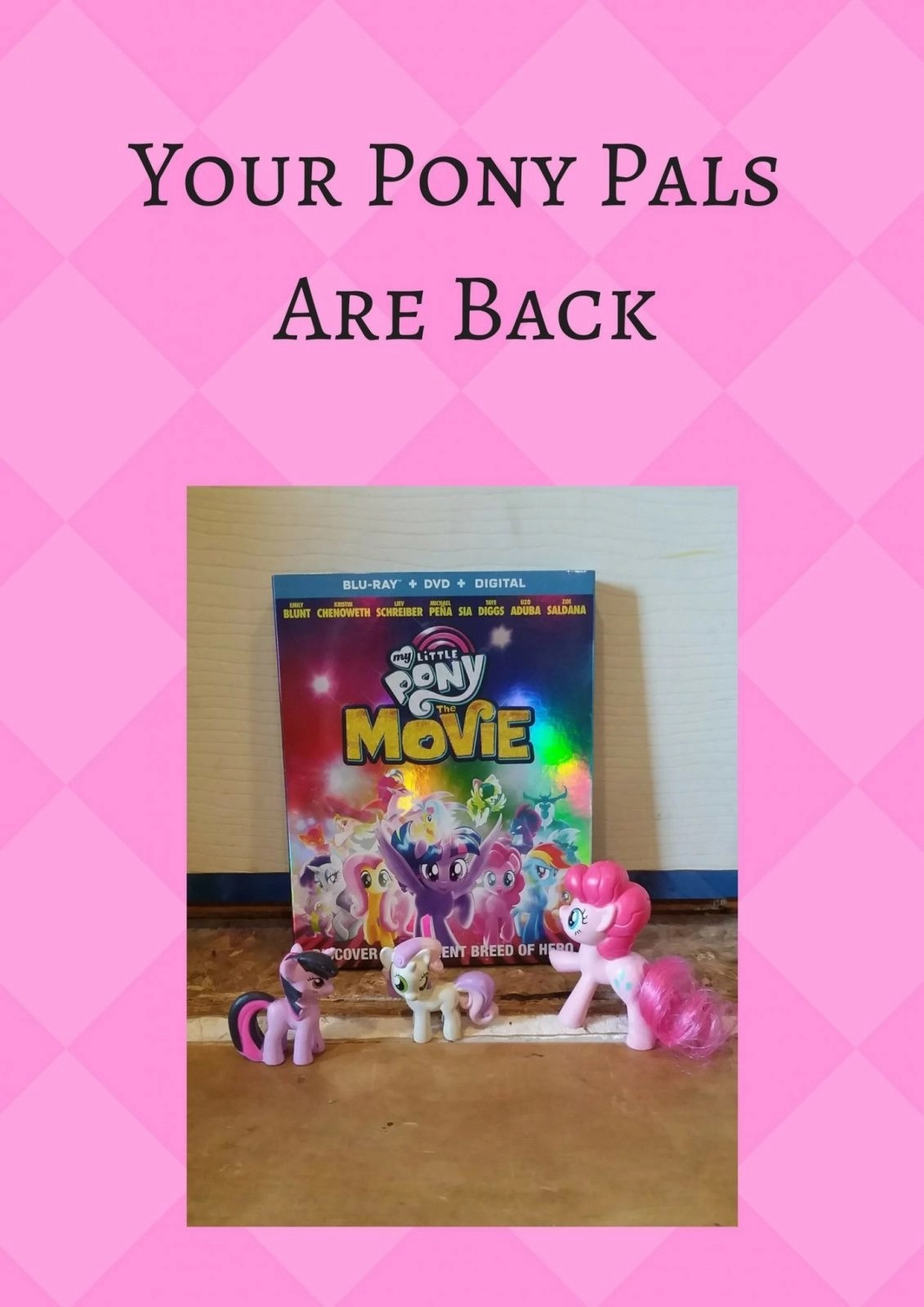 Your Pony Pals Are Back