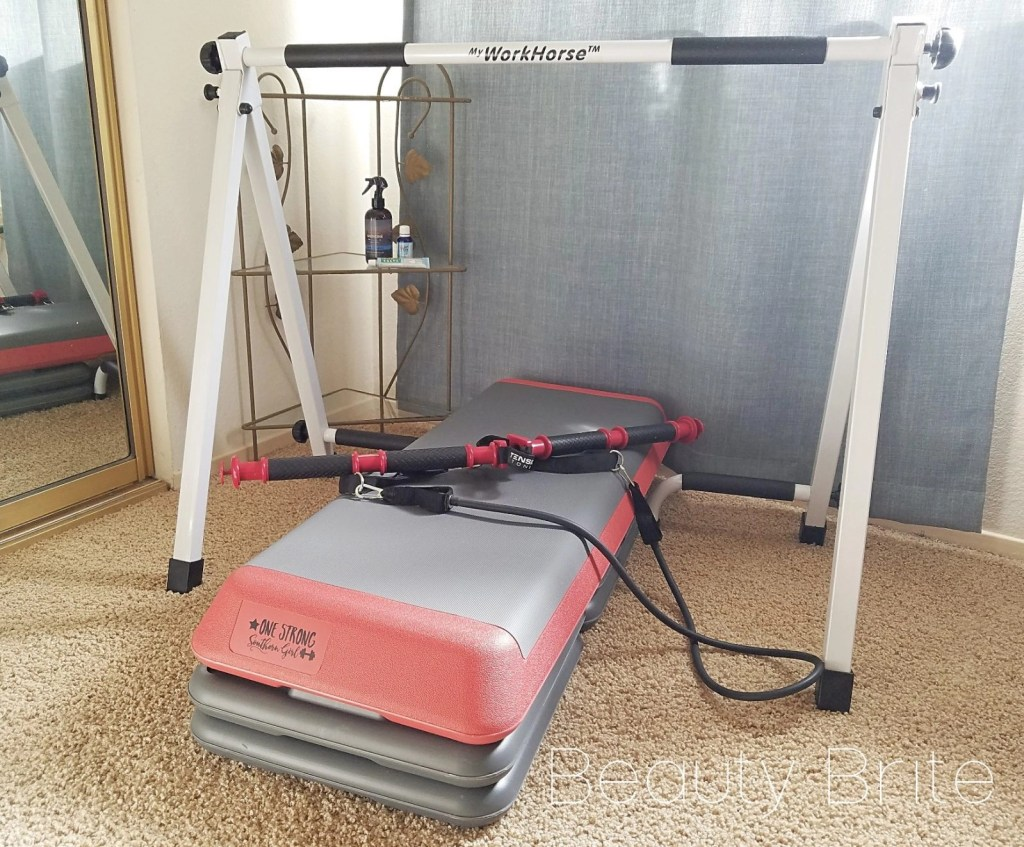 Add Strength And Cardio To Your Home Gym - social media