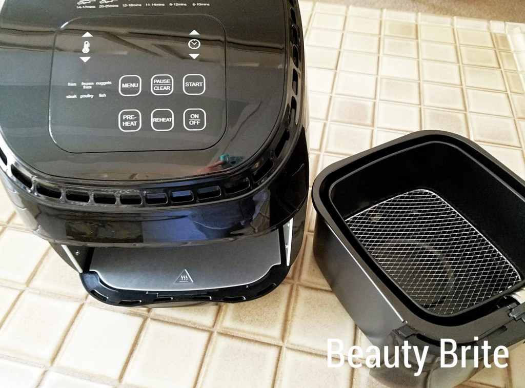 Cooking Made Easy With An Air Fryer - social media