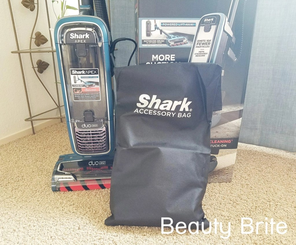 Shark® APEX™ DuoClean™ Powered Lift-Away® accessory bag