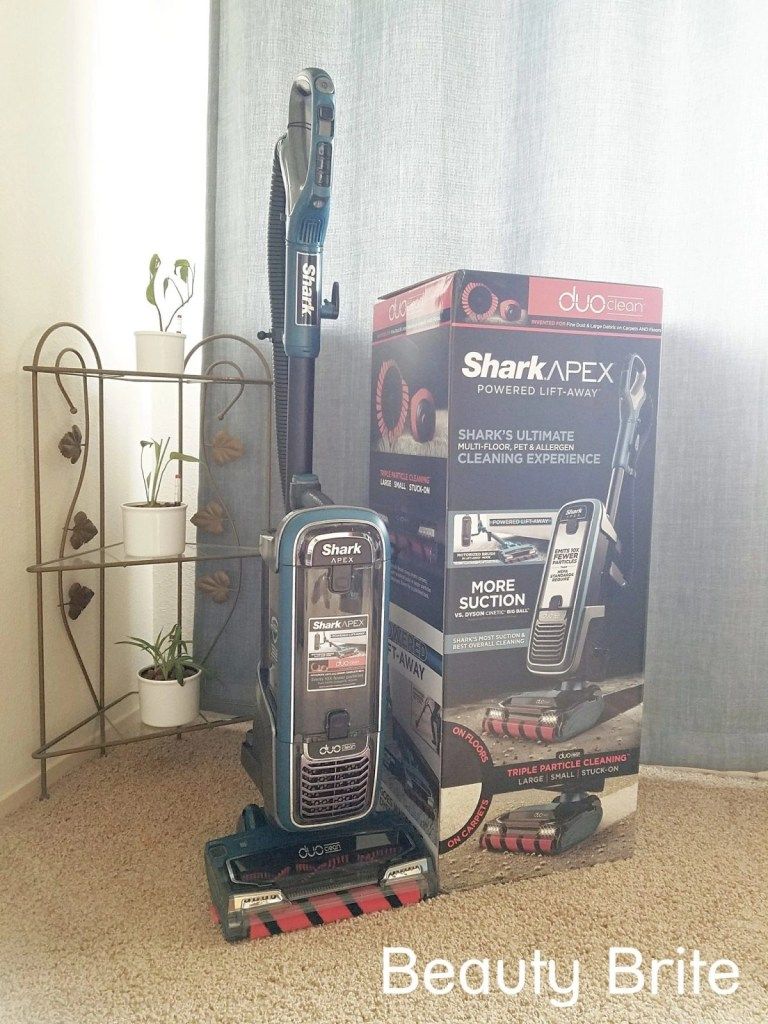 Shark® APEX™ DuoClean™ Powered Lift-Away®