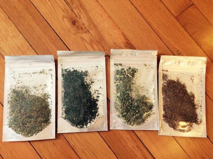 Teamotions Loose Leaf Tea Blends