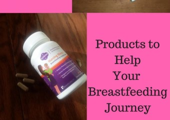 Products to Help Your Breastfeeding Journey