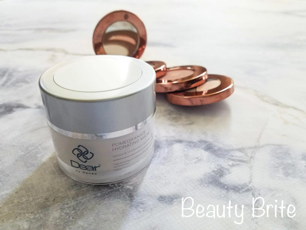Dear by Renée® Pomegranate Hydrating Mask