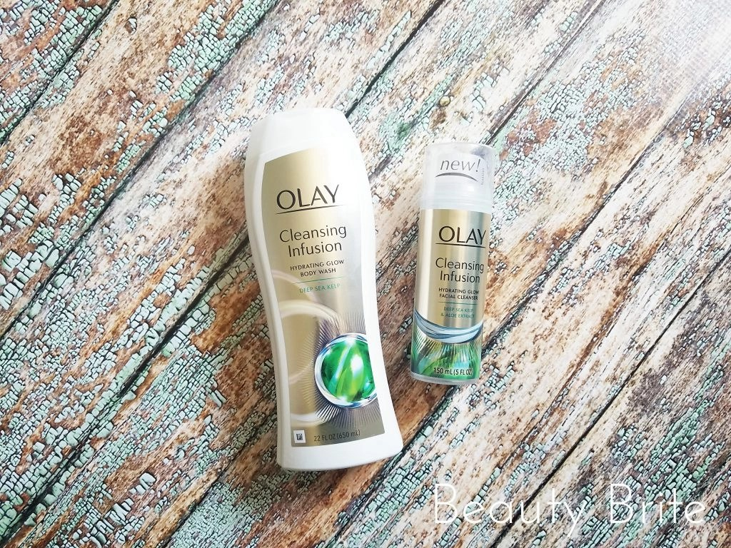 Discover A Natural Glow With Two Products - social media