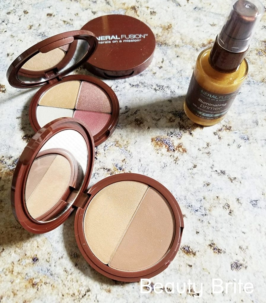 Mineral Fusion Luster Bronzer