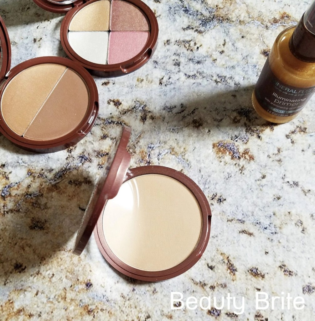 Mineral Fusion Pressed Foundation