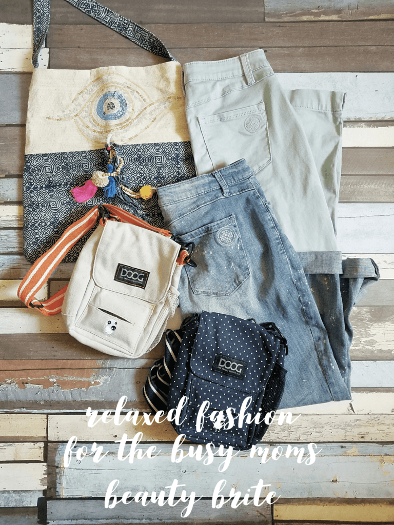 Relaxed Fashion For The Busy Moms