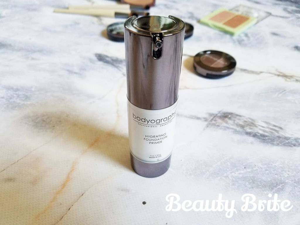 Bodyography Foundation Primer