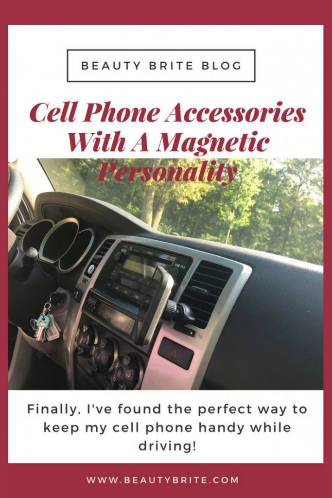 Cell Phone Accessories With A Magnetic Personality-VENA vCommute Phone Case and Magnetic Car Vent Clip