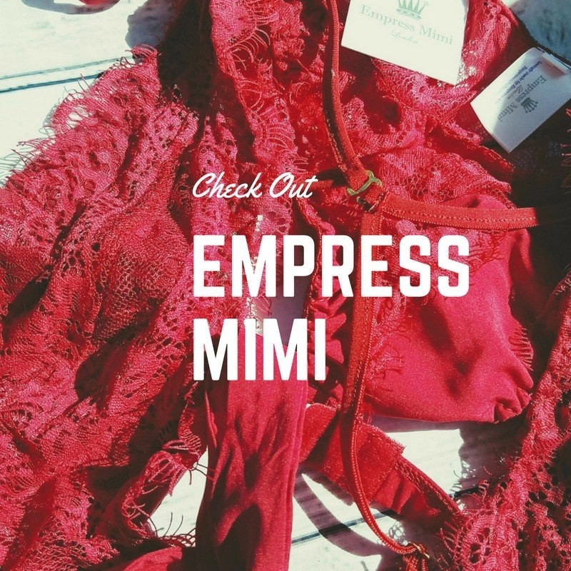 Love Sexy Lingerie? Build Your Empress Box