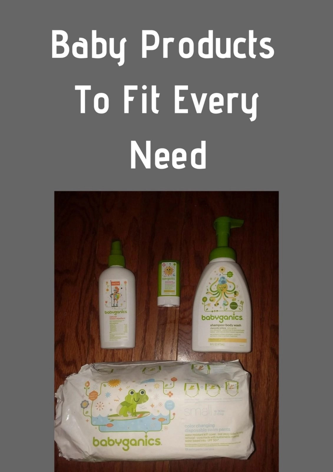 Baby Products To Fit Every Need