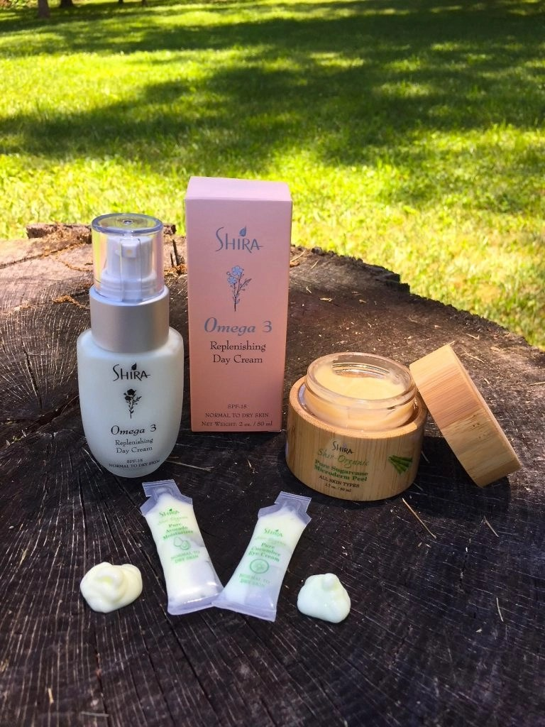 Shir-Organic Natural And Organic Skin Care Products