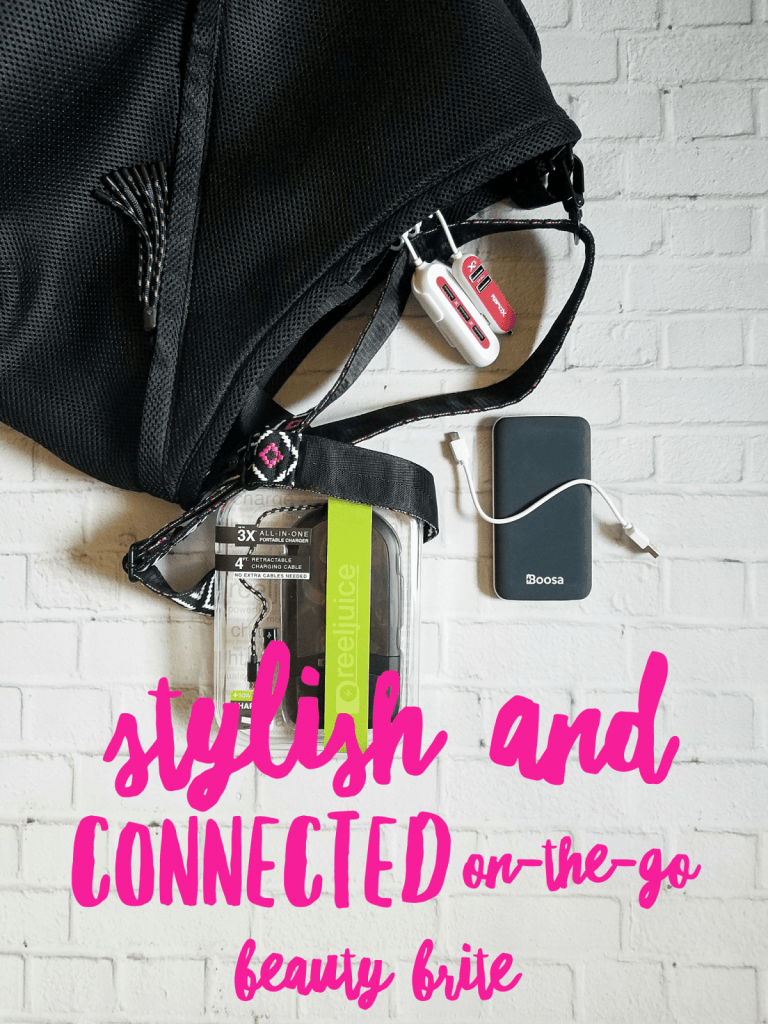Stylish And Connected On-The-Go