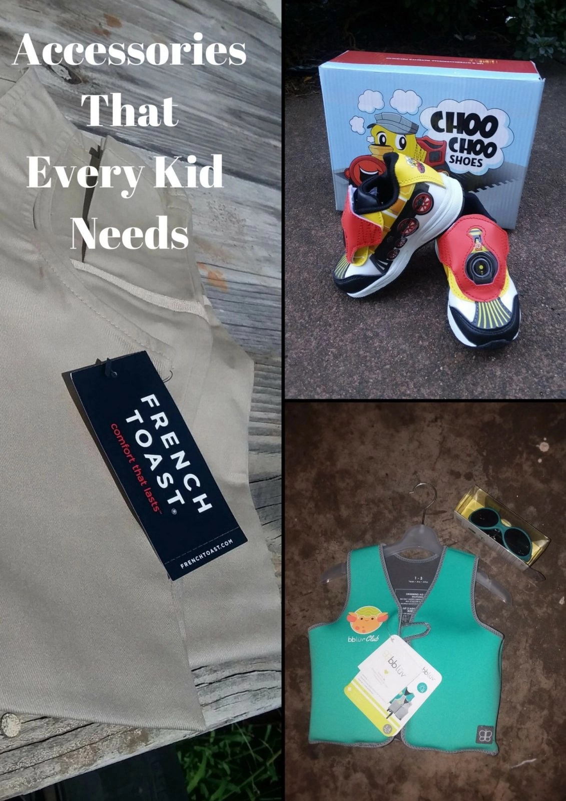 Accessories That Every Kid Needs