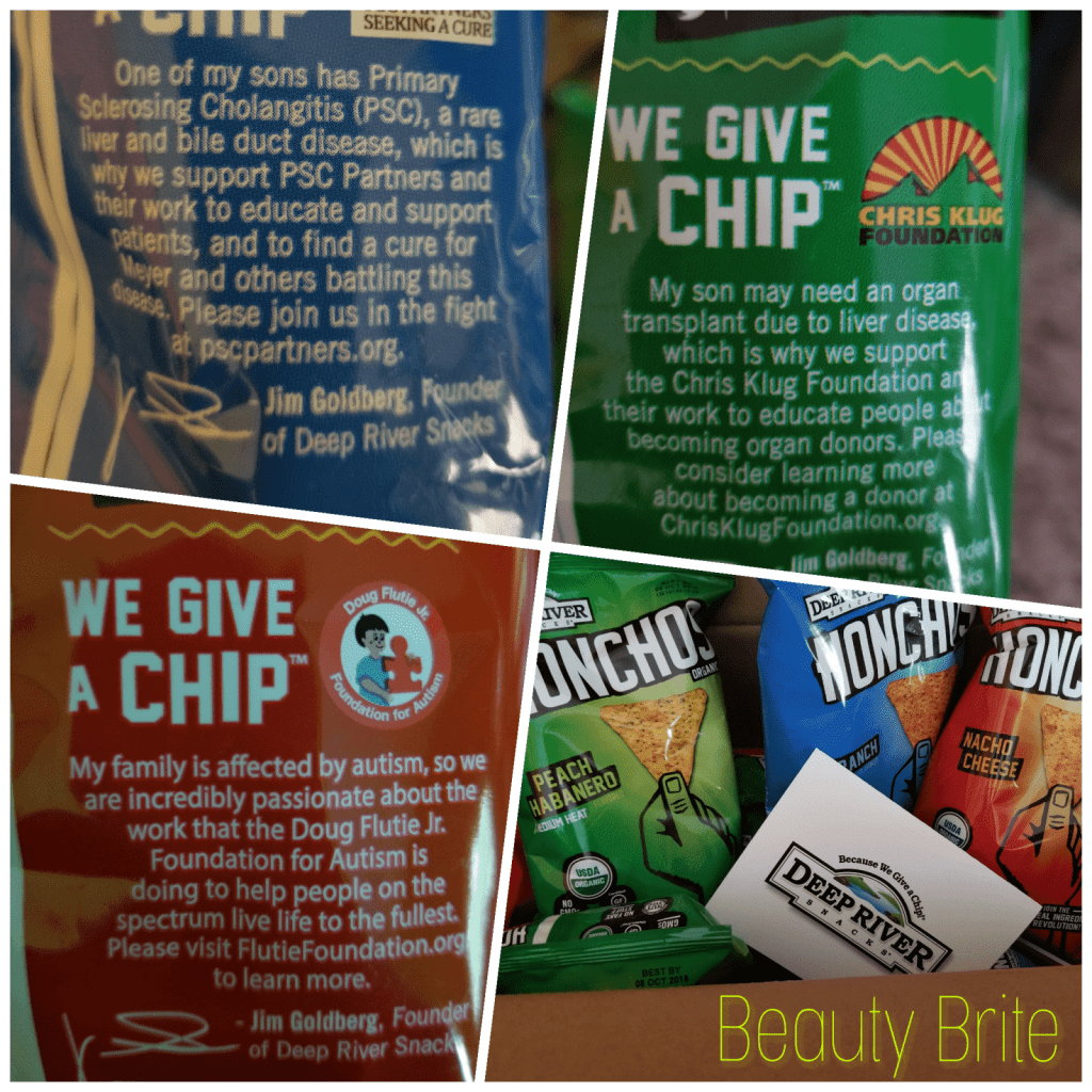 Deep River Honchos Organic Tortilla Chips