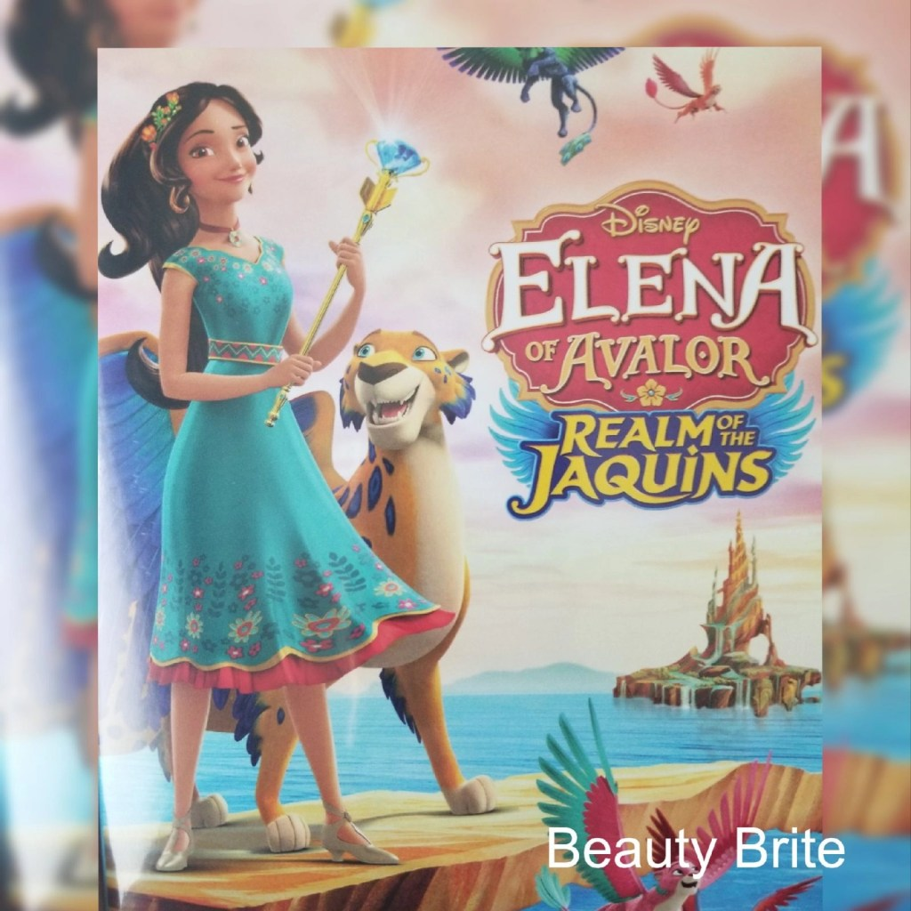 Elena of Avalor Realms of the Jaquins