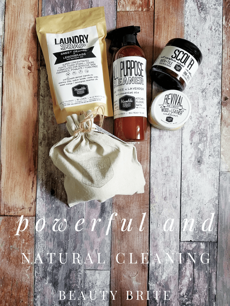 Powerful And Natural Cleaning