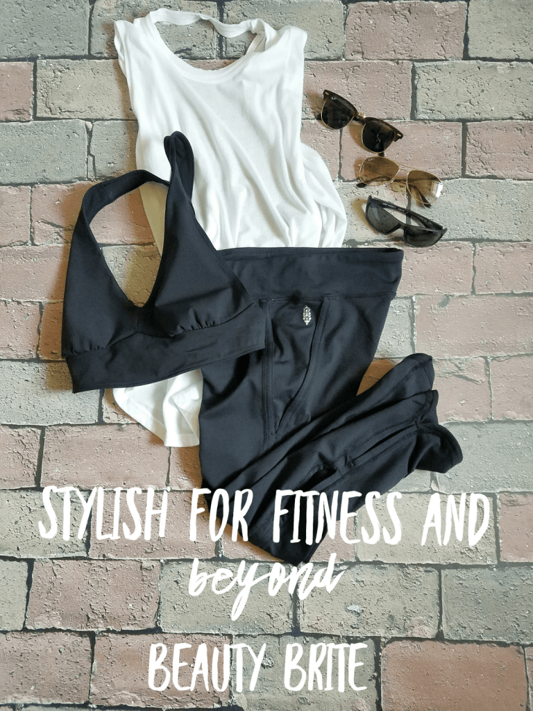 Stylish For Fitness And Beyond
