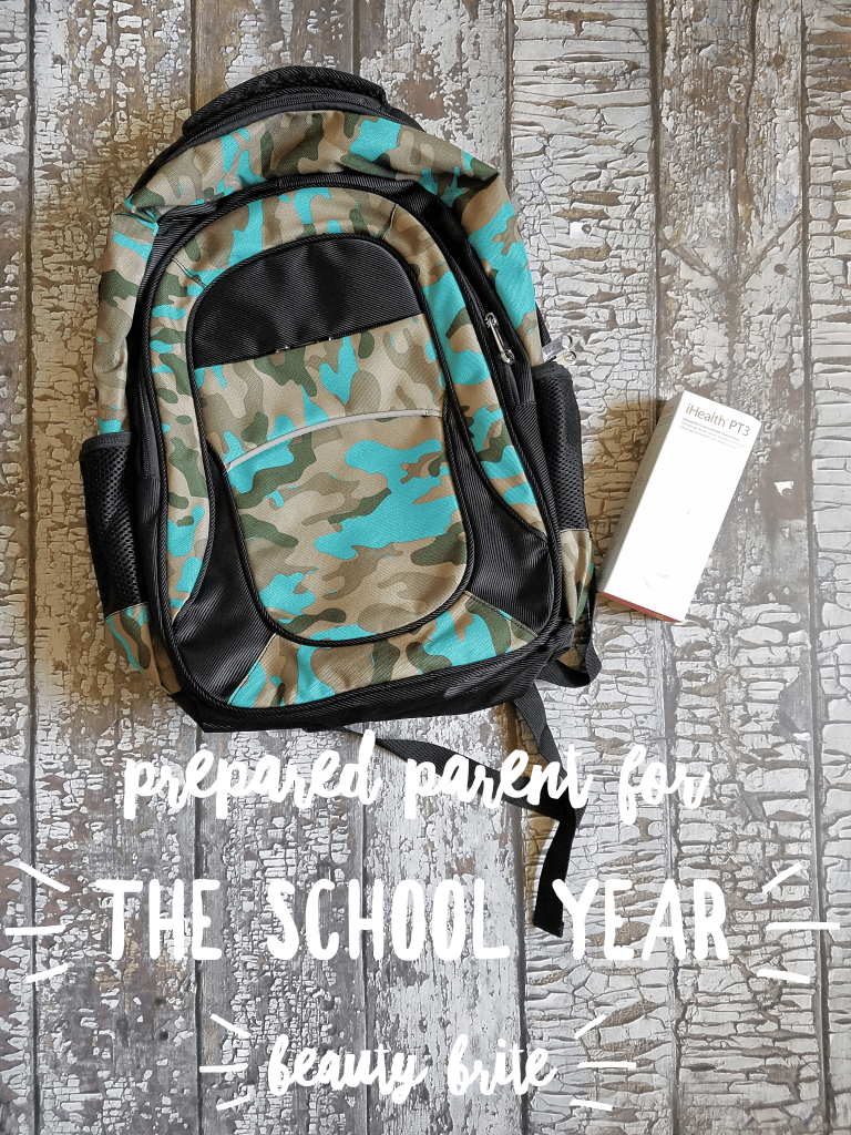 Prepared Parent For The School Year