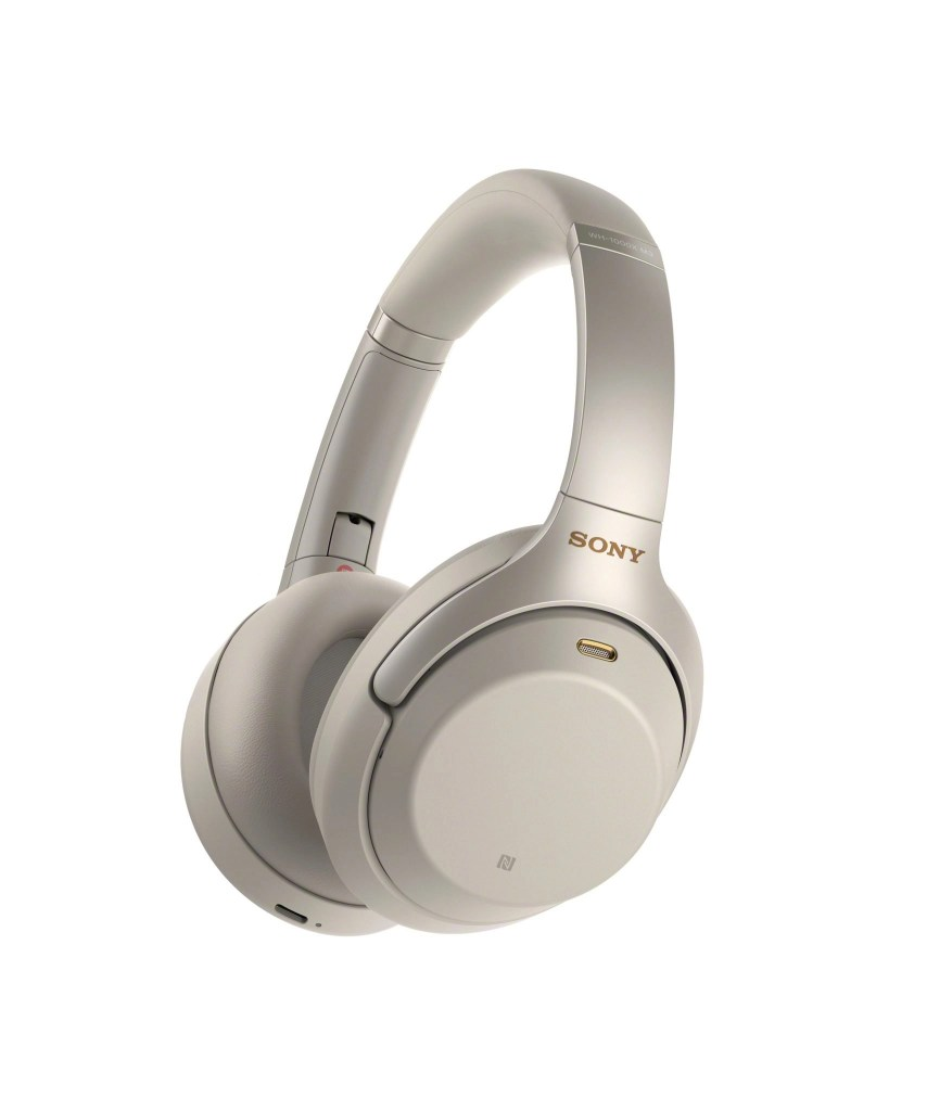 Sony's HD Noise Canceling Headphones