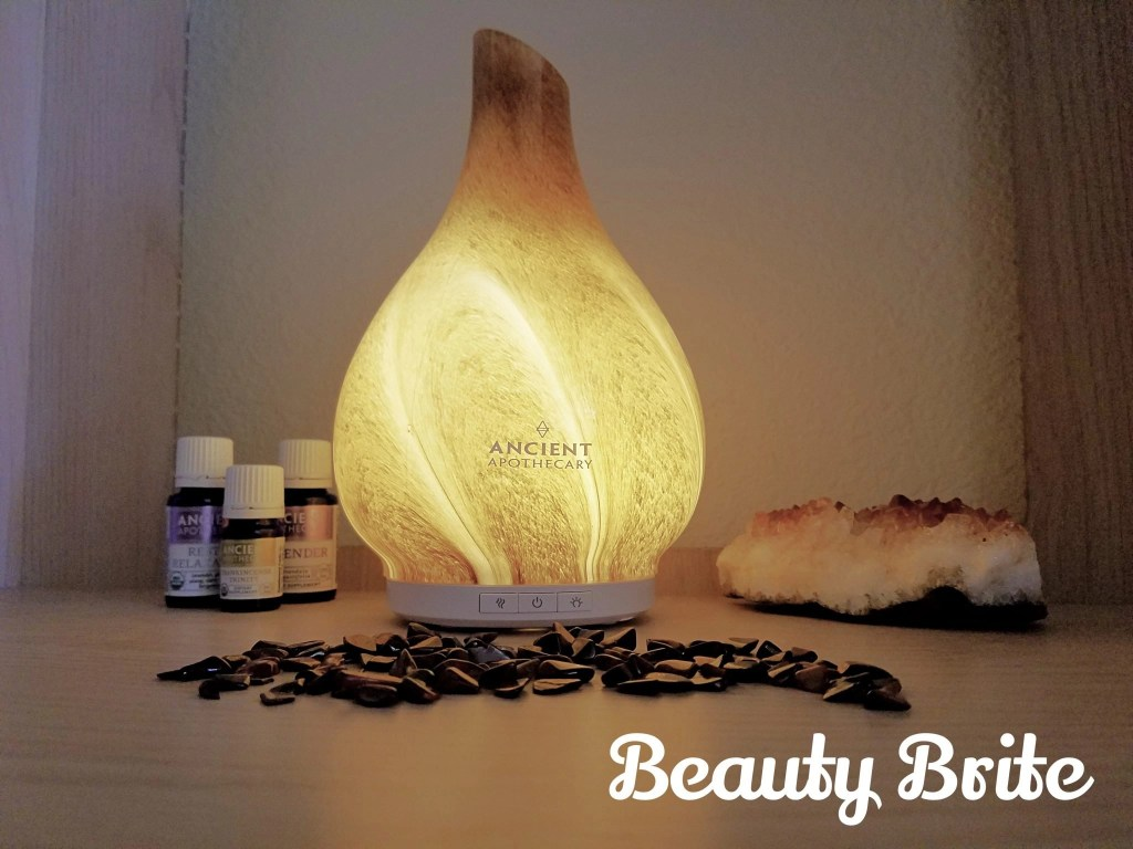 Winding Down With Essential Oils - social media