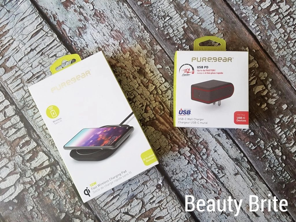 Wireless Charger and Wall Charger