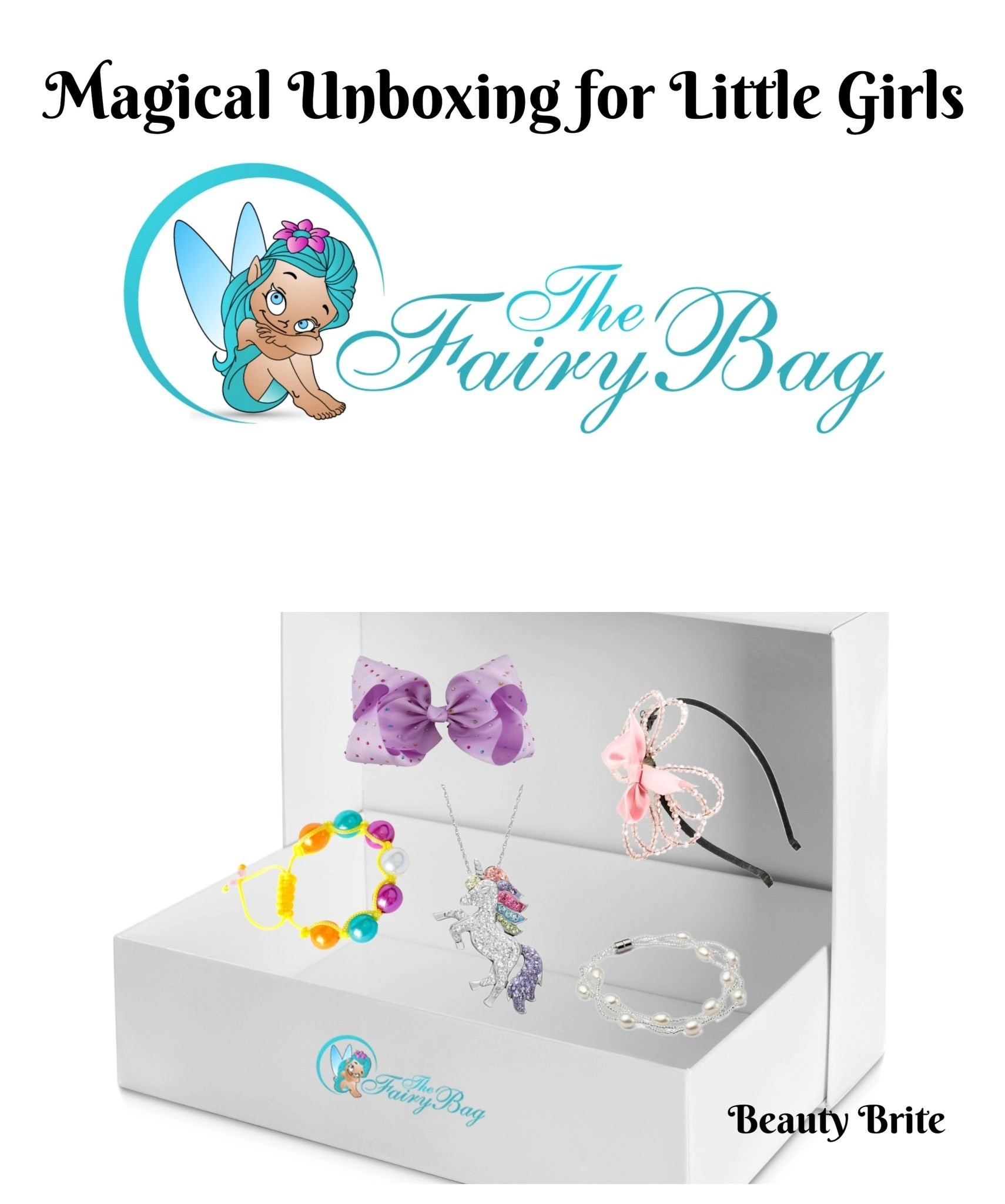 fairy bag unboxing