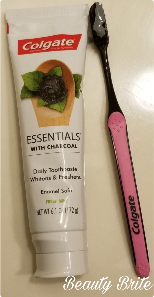 Colgate Essentials with Charcoal