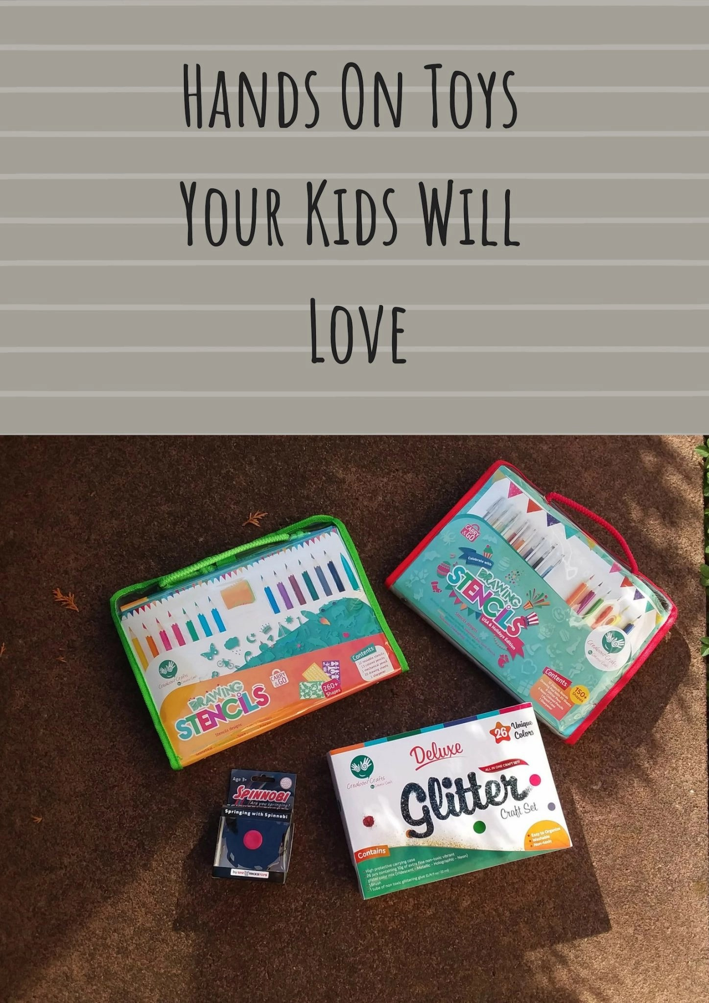 Hands On Toys Your Kids Will Love