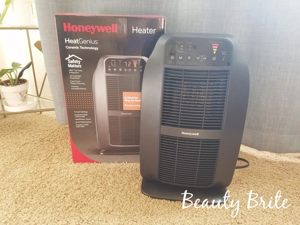 Honeywell HeatGenius Ceramic Heater