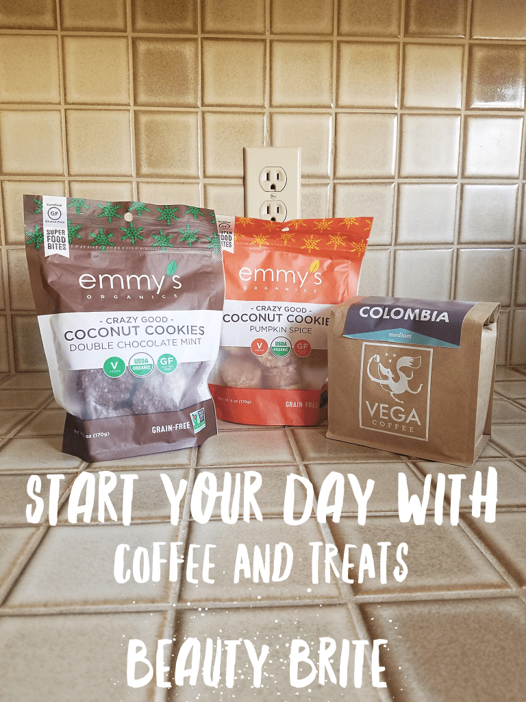 Start Your Day With Coffee And Treats