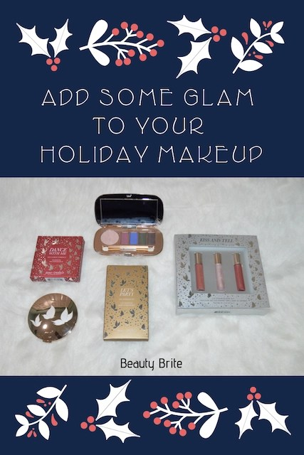 Add Some Glam to Your Holiday Makeup