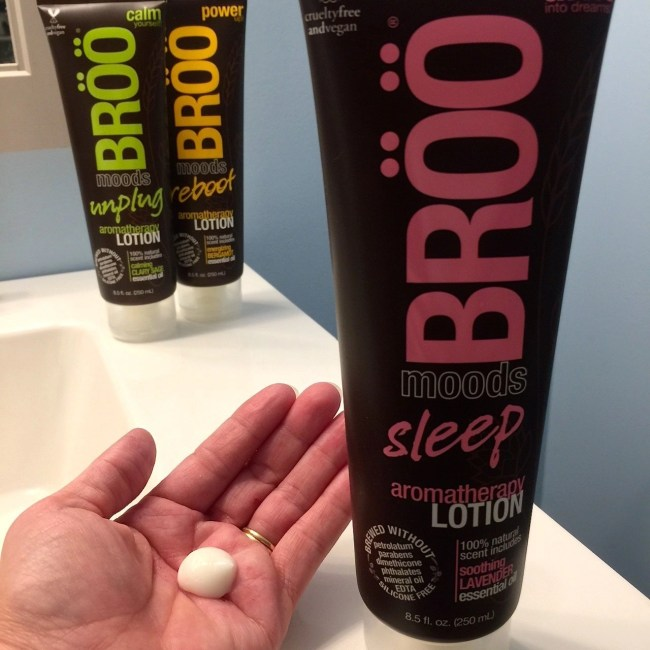 Broo Moods Aromatherapy Lotions