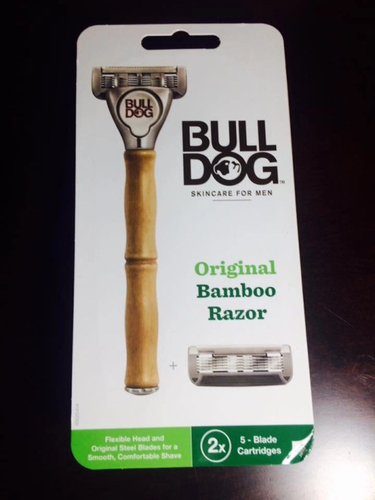 Bull Dog Original Bamboo Razor