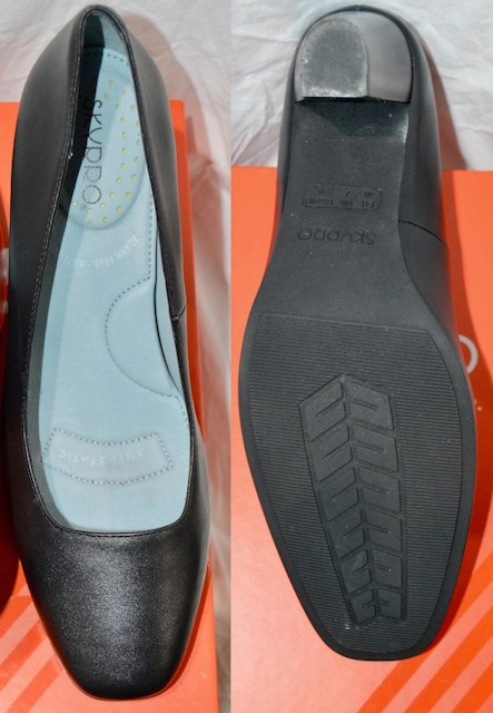 Functional and Fashionable Heels_Insole and Bottom
