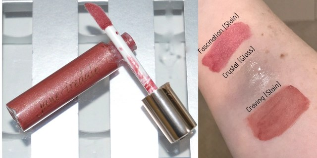 Holiday Makeup_Jane Iredale Kiss and Tell Swatches