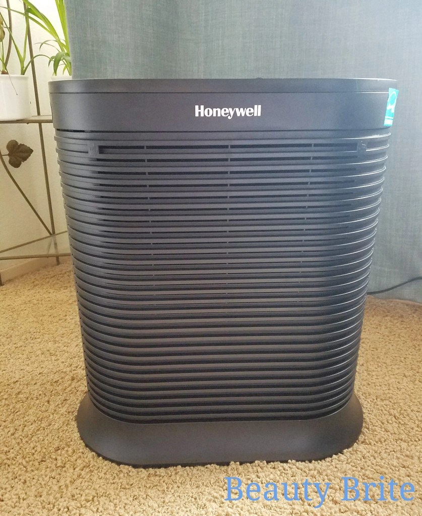 Honeywell HEPA Air Purifier For Large Rooms is a huge appliance but energy efficient