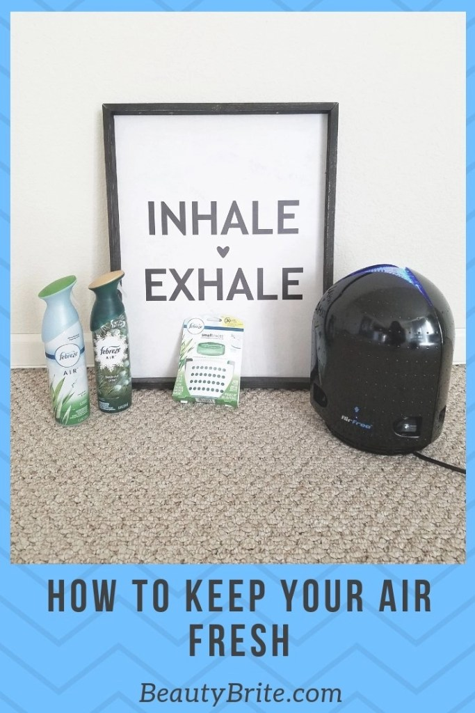 How To Keep Your Air Fresh