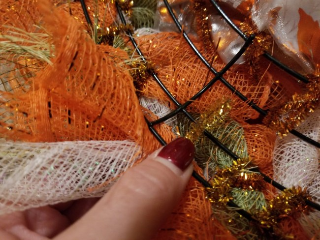 Wreath Making - Attach Your Bundles