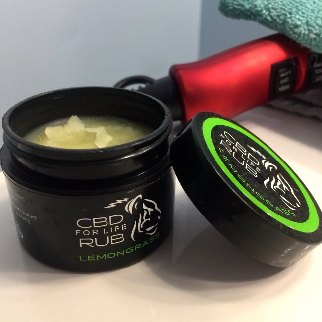 CBD For Life Cannabidiol infused pain management and beauty products