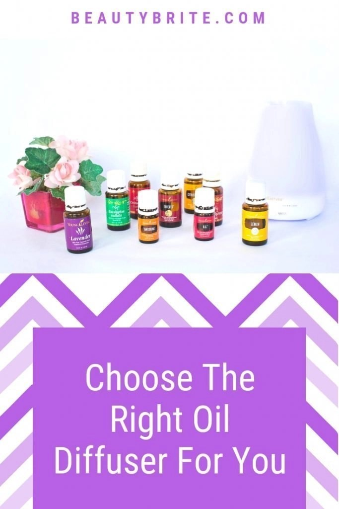 Choose The Right Oil Diffuser For You