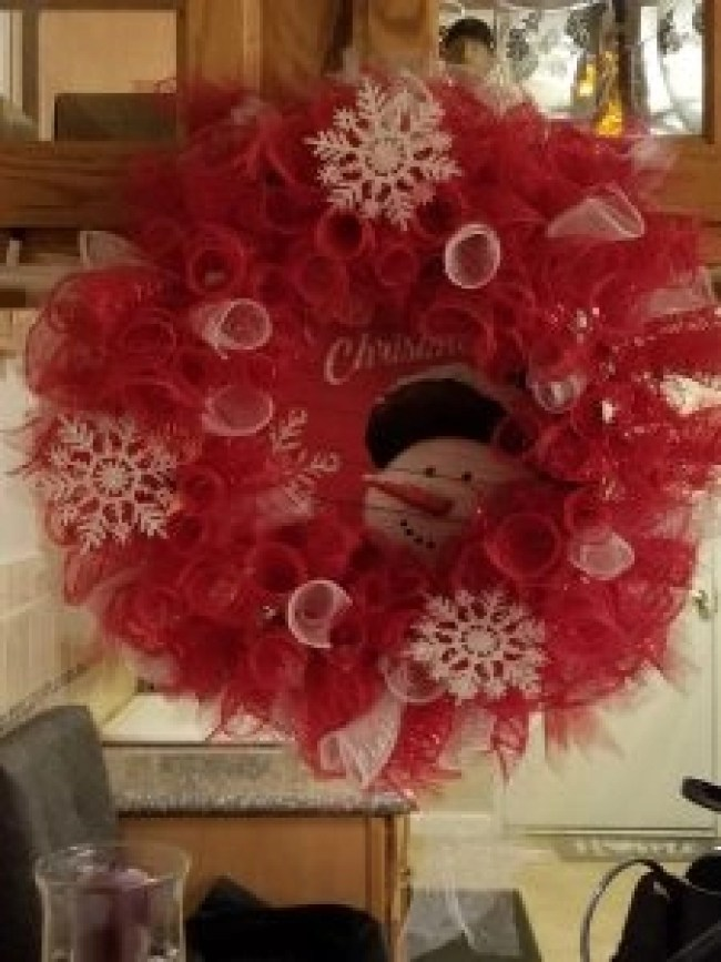 Wreath Making - Christmas Wreath