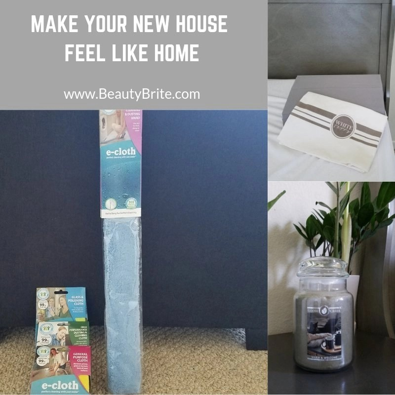 Make Your New House Feel Like Home - social media