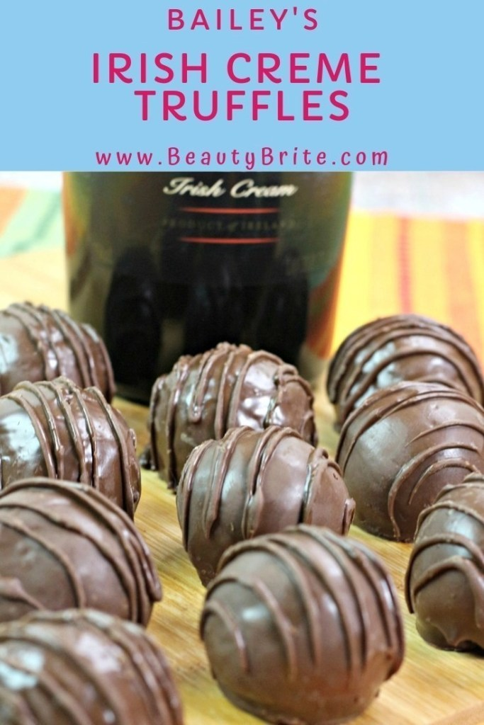 Bailey's Irish Creme Truffles