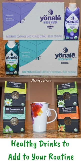 Healthy Drinks to Add to Your Routine | Beauty Brite