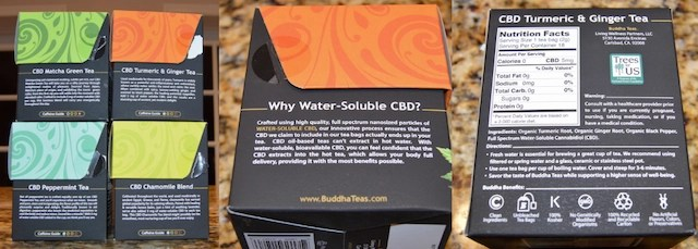 Healthy Drinks_Buddha CBD Teas