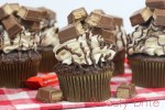Kit Kat Cupcakes Recipe
